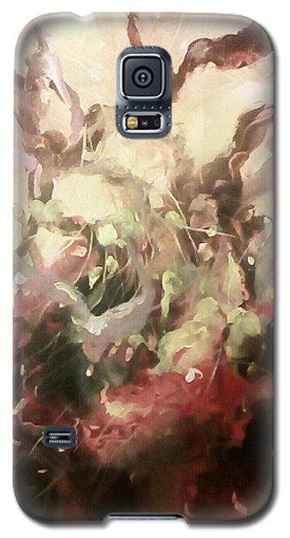 Abstract #01 Galaxy S5 Case by Raymond Doward