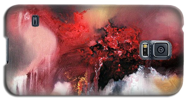 Abstract #02 Galaxy S5 Case