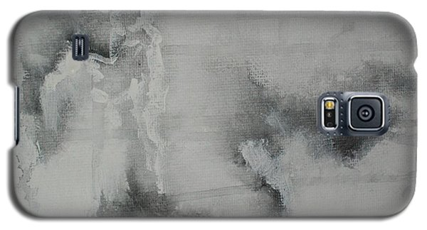Galaxy S5 Case featuring the painting Abstract #03 by Raymond Doward