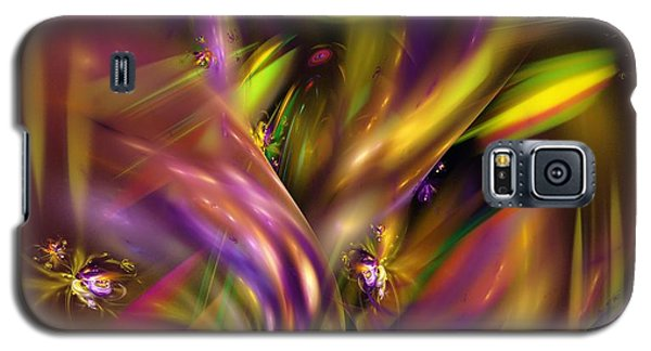 Abstract 05171 Galaxy S5 Case