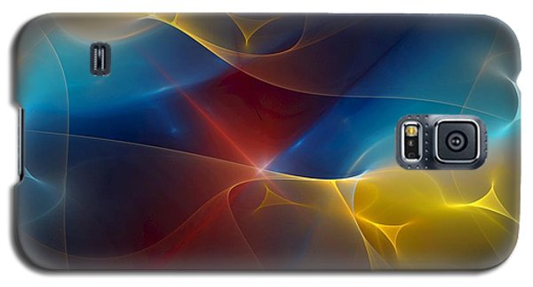 Abstract 060410 Galaxy S5 Case