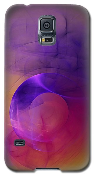 Abstract 082111 Galaxy S5 Case