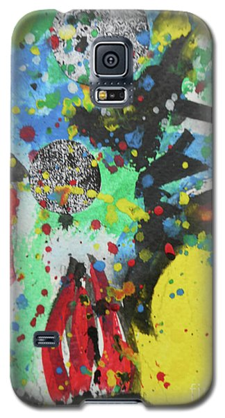 Abstract-1 Galaxy S5 Case