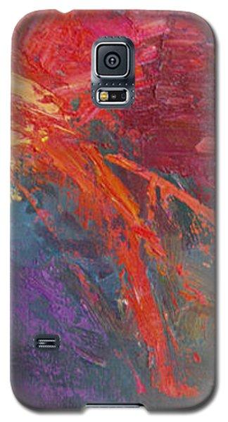 Abstract 103a Galaxy S5 Case