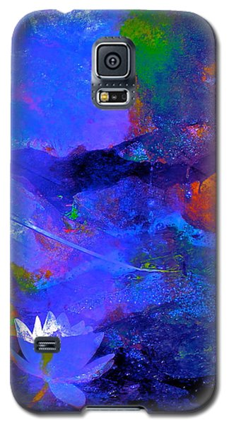 Abstract 112 Galaxy S5 Case by Pamela Cooper