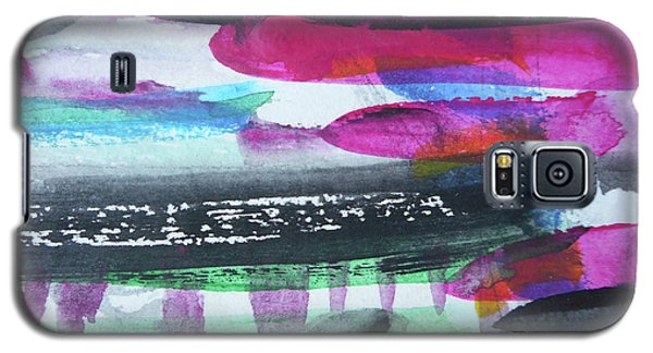 Abstract-19 Galaxy S5 Case