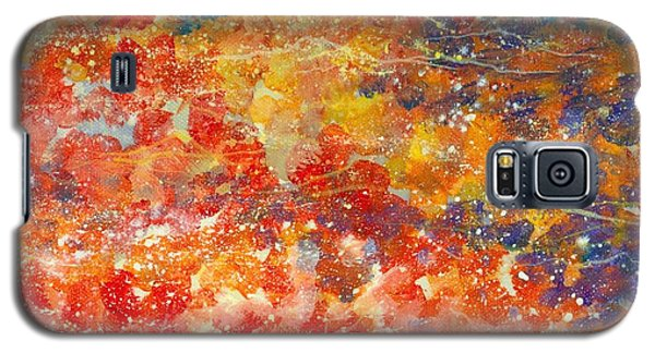 Abstract 2. Galaxy S5 Case