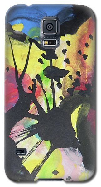 Abstract-2 Galaxy S5 Case