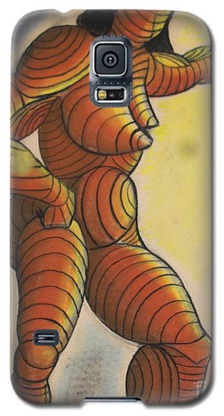 Abstract #2 Galaxy S5 Case