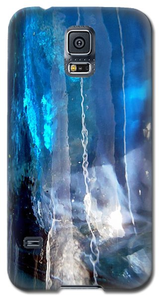Abstract 2014 Galaxy S5 Case by Stephanie Moore