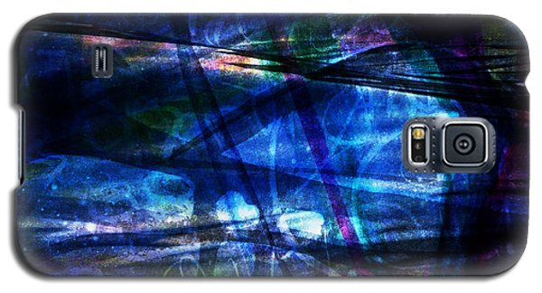 Abstract-20a Galaxy S5 Case