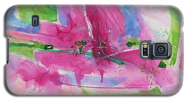 Abstract #219 Galaxy S5 Case