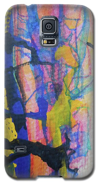 Abstract-3 Galaxy S5 Case