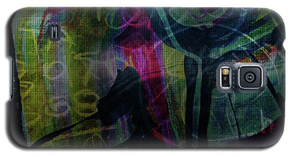 Abstract-30 Galaxy S5 Case