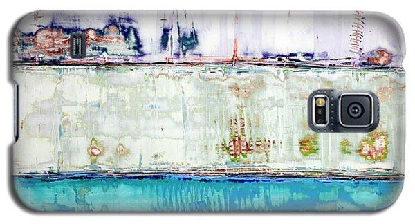 Art Print Abstract 31 Galaxy S5 Case