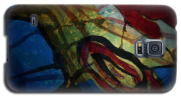 Abstract-31 Galaxy S5 Case