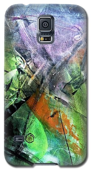 Abstract #321 Galaxy S5 Case