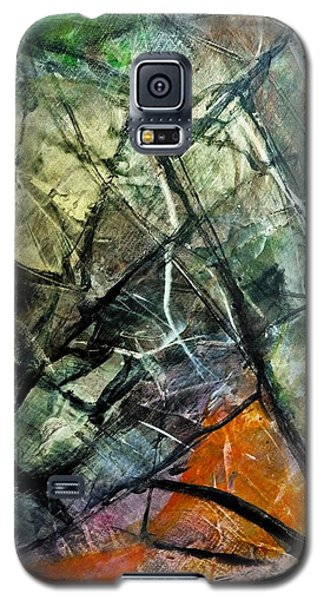 Abstract #323 Galaxy S5 Case