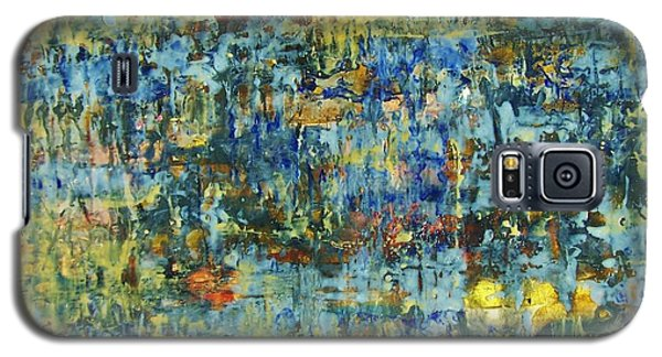 Abstract #329 Galaxy S5 Case