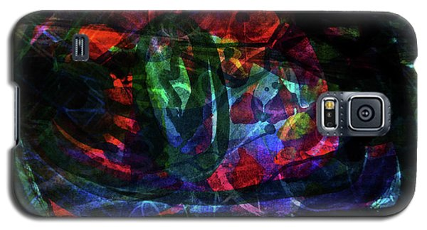 Abstract-34 Galaxy S5 Case