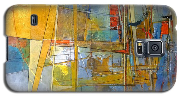 Abstract #38 Galaxy S5 Case by Robert Anderson