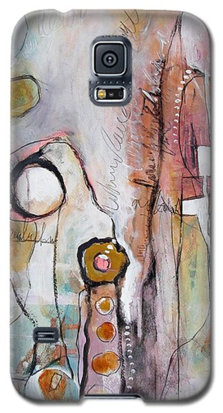 Abstract 39 Galaxy S5 Case by Karin Husty