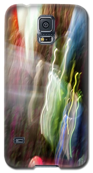 Abstract-4 Galaxy S5 Case