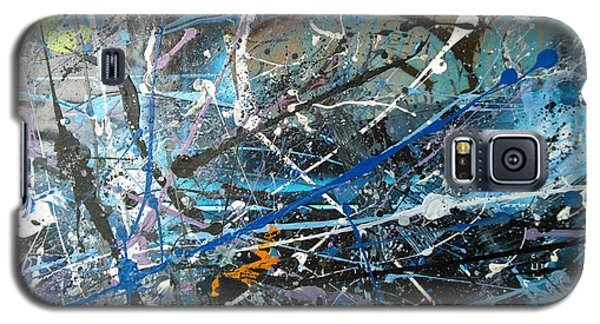Abstract #419 Galaxy S5 Case