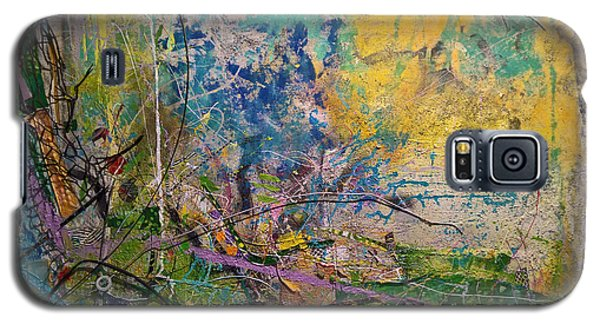 Abstract #42217 Galaxy S5 Case