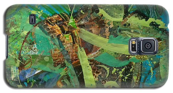 Abstract #493 Galaxy S5 Case