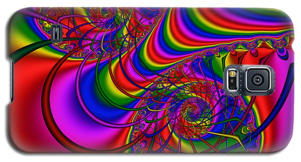 Abstract 511 Galaxy S5 Case