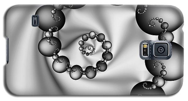Abstract 537 Bw Galaxy S5 Case