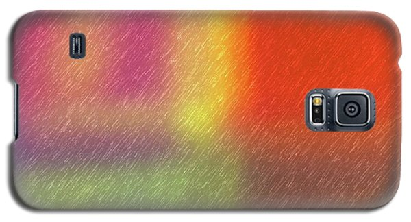 Abstract 5791 Galaxy S5 Case