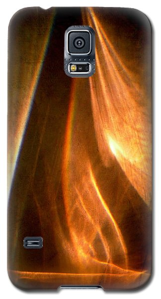 Abstract 598 Galaxy S5 Case by Stephanie Moore