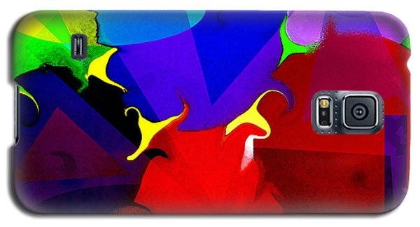 Abstract 6 Galaxy S5 Case