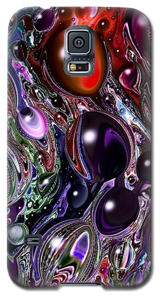 Abstract 62316.7 Galaxy S5 Case