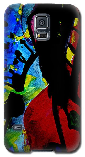 Abstract-7 Galaxy S5 Case