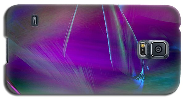 Abstract 845 Galaxy S5 Case