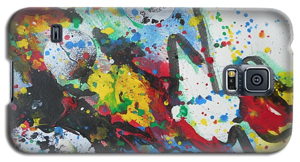 Abstract-9 Galaxy S5 Case