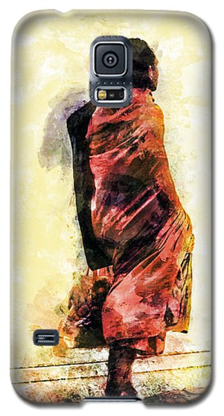 Abstract And Bold Galaxy S5 Case