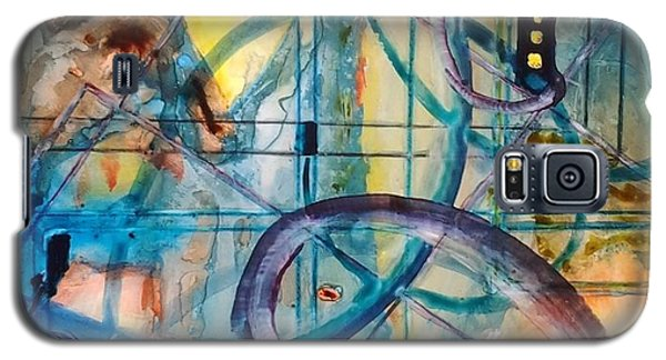 Abstract Appeal Galaxy S5 Case