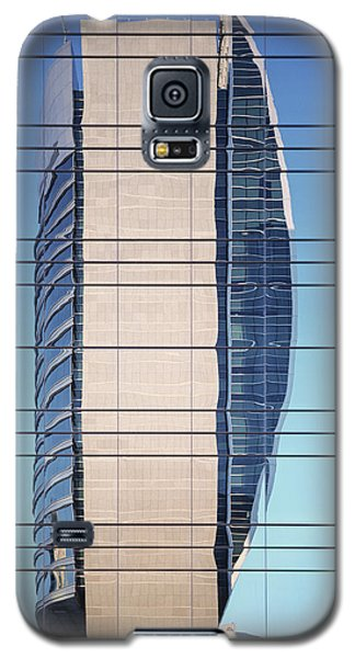 Abstract Architecture - National Bank Of Dubai Galaxy S5 Case