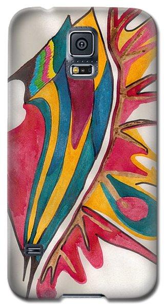 Abstract Art 102 Galaxy S5 Case