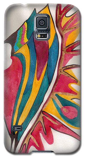 Abstract Art 102 Galaxy S5 Case