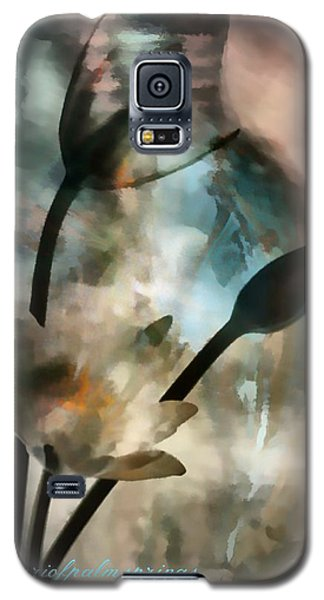 Abstract Art  A Special Place In Heaven Galaxy S5 Case