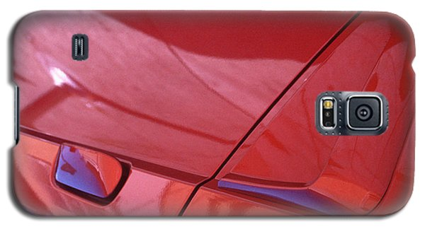 abstract automobile photograph - Carscape Galaxy S5 Case