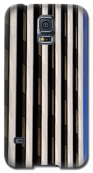 Abstract Building 2011 Galaxy S5 Case