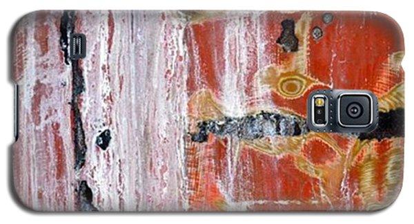 Abstract By Edward M. Fielding - Galaxy S5 Case by Edward Fielding