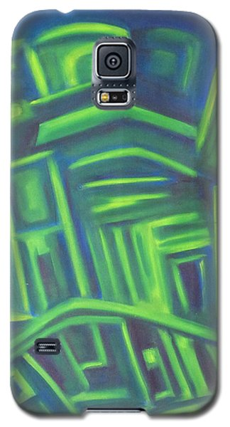 Abstract Cityscape Series IIi Galaxy S5 Case