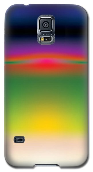 Abstract Color  Galaxy S5 Case